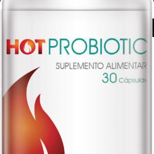 HotProbiotic - Suplemento Probiótico
