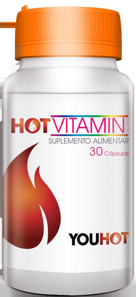 HotVitamin - Multivitamínico