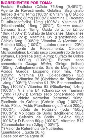 HotVitamin - Suplemento Multi Vitaminas