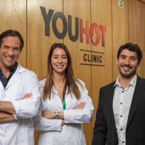 José Carlos Pereira, Luís Alvarez e nutricionista Marta
